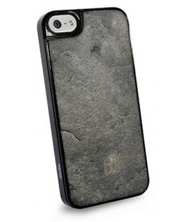 Stone Black Line iPhone 4/4S Back Cover