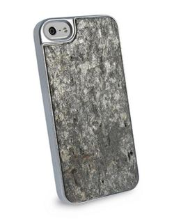 Stone Silver Shine iPhone 4/4S Back Cover