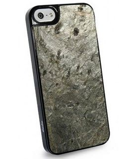 Stone Jeera Green iPhone 4/4S Back Cover