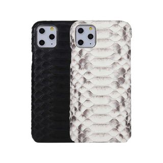 Real Snake Leather iPhone 5/5S Back Cover