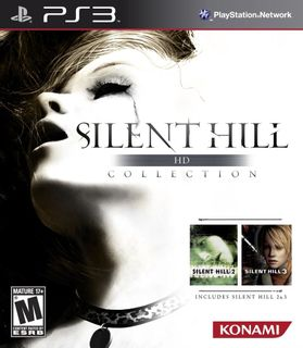 PS3 Silent Hill HD Collection US Version