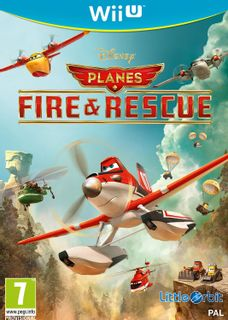 Wii U Disney Planes 2: Fire and Rescue