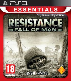 PS3 Resistance: Fall Of The Man