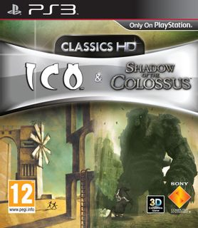 PS3 Ico and Shadow of the Colossus Collection US Version
