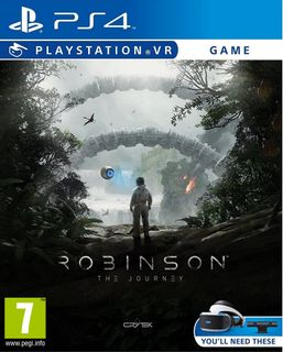 PS VR Robinson: The Journey
