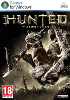 PC Hunted: The Demon's Forge