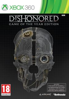 Xbox 360 Dishonored GOTY Edition
