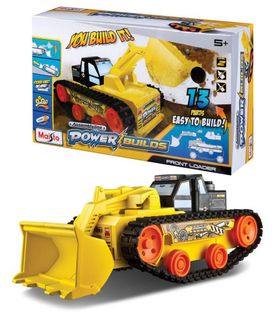 Maisto Assembly Line: Power Builds - Front Loader