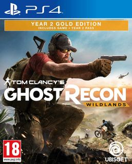 PS4 Tom Clancy's Ghost Recon: Wildlands Year 2 Gold Edition incl. Russian Audio