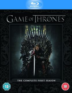 BLU-RAY Game of Thrones: The Complete First Season