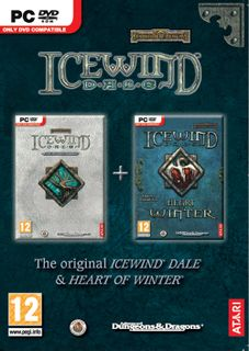 PC Icewind Dale with Heart of Winter Expansion