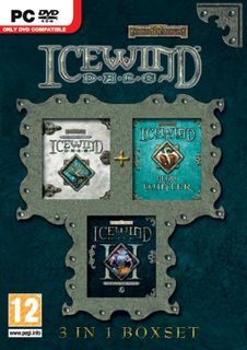 PC Icewind Dale: 3 in 1 Box Set