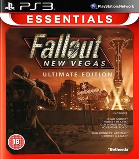 PS3 Fallout: New Vegas Ultimate Edition - FR Language Only
