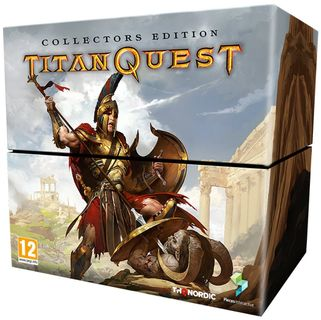 PS4 Titan Quest Collector's Edition