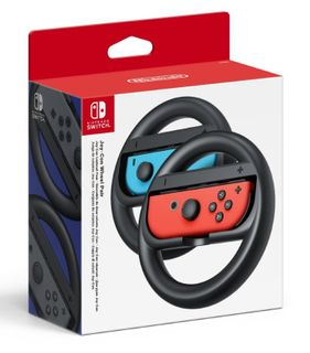 Switch Joy-Con Wheel Pair (Official)