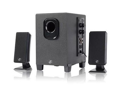Mobility Lab Style 1100 HD Multimedia Speaker System 2.1