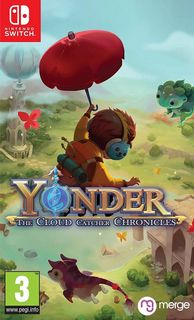 SWITCH Yonder: The Cloud Catcher Chronicles