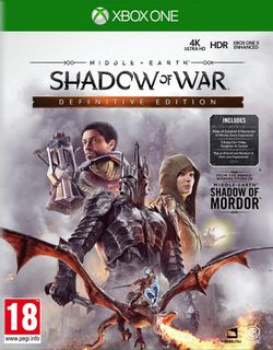 Xbox One Middle-Earth: Shadow of War Definitive Edition