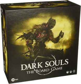Dark Souls - The Board Game, 1-4 Players