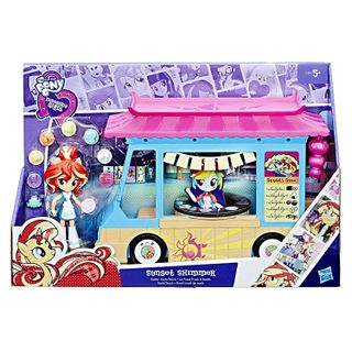 My Little Pony: Equestria Girls - Sunset Shimmer Rollin' Sushi Truck