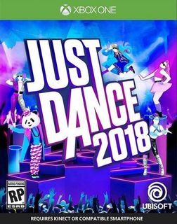 Xbox One Just Dance 2018 US Version
