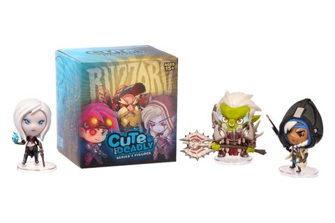 Cute but Deadly - Blizzard Figures Blind Box, Series 4