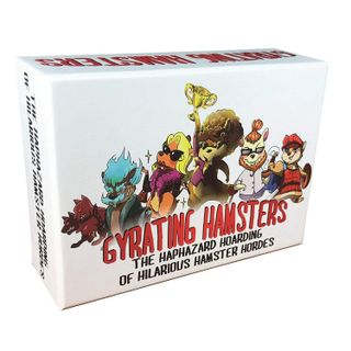 Gyrating Hamsters - A Party Card Game