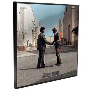 Crystal Clear Picture: Pink Floyd - Wish You Were Here, 32x32cm