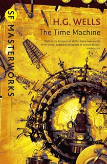 Time Machine by H. G. Wells, Softcover