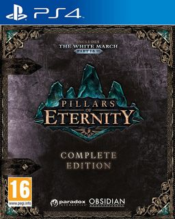 PS4 Pillars of Eternity Complete Edition [USED] (Grade A)