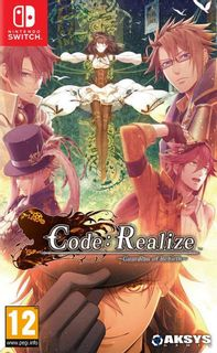 SWITCH Code: Realize - Guardian of Rebirth