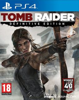 PS4 Tomb Raider Definitive Edition [USED] (Grade A)