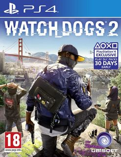 PS4 Watch Dogs 2 [USED] (Grade A)