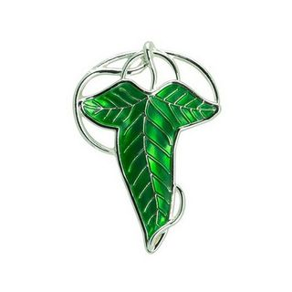 Pin Lord of the Rings - Lorien Leaf (Abysse)