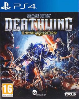 PS4 Space Hulk: Deathwing Enchanced Edition