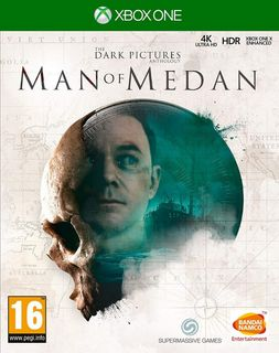 Xbox One Dark Pictures Anthology: Man of Medan [USED] (Grade A)
