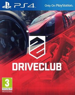 PS4 Driveclub [USED] (Grade A)