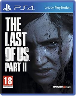 PS4 Last of Us Part II [USED] (Grade A)