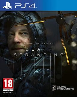PS4 Death Stranding incl. Russian Audio [USED] (Grade A)