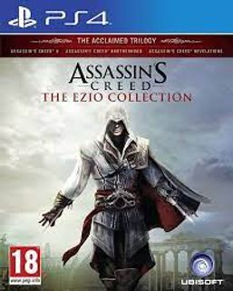 PS4 Assassin's Creed: The Ezio Collection [USED] (Grade A)