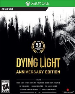 Xbox One Dying Light Anniversary Edition US Version