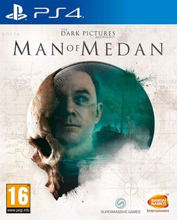 PS4 Dark Pictures Anthology: Man of Medan [USED] (Grade A)