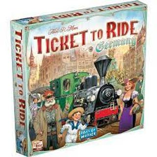 Ticket to Ride - Germany (Nordic)