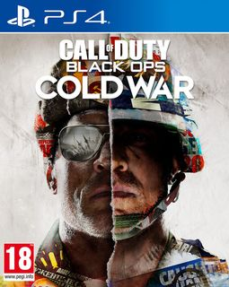PS4 Call of Duty: Black Ops Cold War [USED] (Grade A)