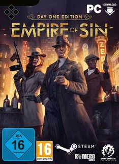 PC Empire of Sin Day One Edition
