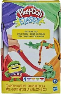 Play-Doh - Elastix: Stretch and Mold - Bold