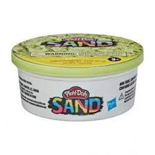 Play-Doh - Sand - Chartreuse
