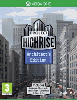 Xbox One Project Highrise: Architect's Edition