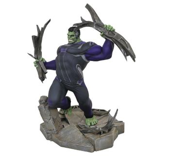 Gallery Diorama: Marvel Avengers - Tracksuit Hulk Deluxe Statue