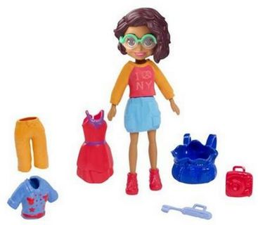 Polly Pocket - NYC Style Pack